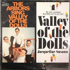 The Arbors Sing Valley Of the Dolls Lp Date Tem 3011 Sealed Mono
