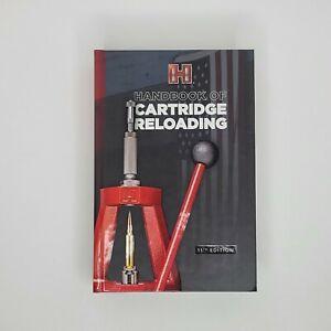 Hornady Handbook Of Cartridge Reloading: 11th Edition Reloading Manual (2021)