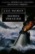 Sauron Defeated (History of Middle-Earth) New Paperback Book Christopher Tolkien