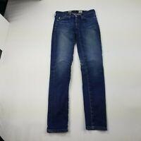 AG Adriano Goldschmied  Jeans 24 R Stilt Cigarette Leg Womens Denim Skinny
