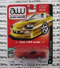 Auto World 1:64 2017 Deluxe Series Release 1 1996 PONTIAC FIREBIRD T/A Version B