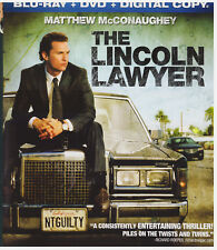 LINCOLN LAWYER (Blu-ray Only, 2011)