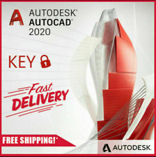 Autodesk Autocad 2020 ✅Lifetime 1 Devices ✅ 1 key For Windows
