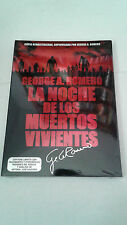 """DVD """"LA NOCHE DE LOS MUERTOS VIVIENTES"""" PRECINTADA DIGIPACK GEORGE A. ROMERO"""