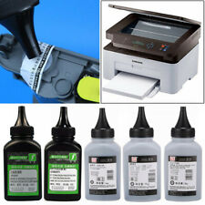 1pcs 70/80/100g Black Printer Laser Toner Refill For HP Samsung Brother CANON