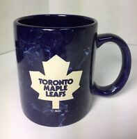 Toronto Maple Leafs National Hockey League NHL Ceramic Coffee /Tea blue Cup Mug