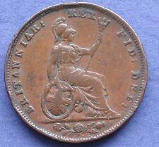 MONETA COIN MONNAIE GRAN BRETAGNA KING WILLIAM IV° GREAT BRITAIN FAIRTHING 1831