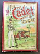 Antique Rare 1905 CADET GAME Trophy Point, West Point Military Academy Vintage