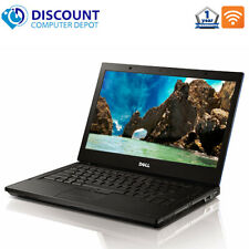 "Dell Laptop Latitude E4310 13.3"" PC Core i5 4GB 250GB HD DVD Wifi Windows 10"