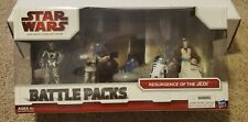 Hasbro Star Wars Legacy Collection Battle Pack Resurgence of the Jedi