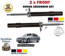 Per BMW 5 E39 1995-2004 520 523 525 530 2x Set AMMORTIZZATORE ANTERIORE