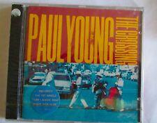 PAUL YOUNG - THE CROSSING   - CD  NUOVO E SIGILLATO -