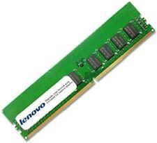 Lenovo Thinkstation 16GB DDR4 RAM Module 2400MHz ECC UDIMM Memory, 288-pin DIMM