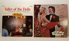 101 Strings - Lot Of 2 - Valley of the Dolls & The Magnificent Waltz - Vinyl Lp