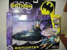 BATMAN BATCOPTER 2003 MATTEL