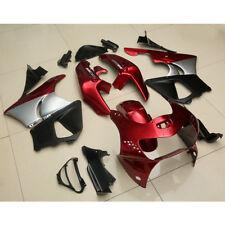 Red Hand Made Fairing Bodywork Kit For Honda CBR900RR CBR900 RR 919 1998-1999 97