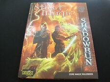 SHADOWRUN STREET MAGIC RPG CATALYST