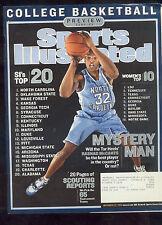November 22 2004 Rashad McCants North Carolina Basketball Sports Illustrated OLD
