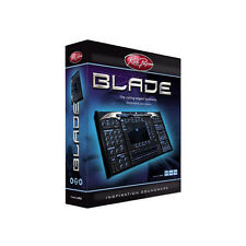 NEW Rob Papen Blade Virtual Synthesizer Instrument Pro Tools Plug In WIN/MAC