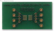 ROTH ELEKTRONIK - RE906 - SMD-ADAPTER, PCB, FR4, SC70, SOT23,