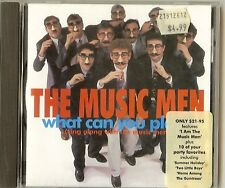 """THE MUSIC MEN     """"What Can You Play?""""    Classic 93 CD"""