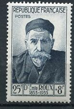 FRANCE TIMBRE NEUF N° 993 ** DR EMILE ROUX