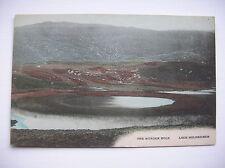 Murder Hole at Loch Neldrichen -- Nr New Galloway etc.   (J Maxwell, Dumfries)