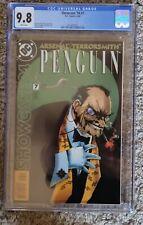 GCG Graded 9.8 DC Showcase '94 #7 ONLY ONE ON CGC REGISTRY Jae Lee Penguin Cover