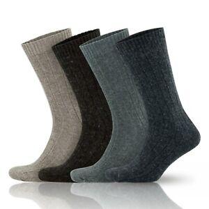 Alpaca Wool Socks for Men&Women Warm Comfortable Casual Outdoors Boot,Dress Sock