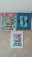 CLUEDO VIDEO Gioco di Società EG Editice Giochi anni 80