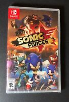 Sonic Forces (Nintendo Switch) NEW