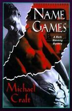 Name Games: A Mark Manning Mystery (Mark Manning Mysteries (Kensington-ExLibrary