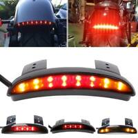 Smoke LED Brake Tail Light Turn Signal For Harley Sportster 883 1200 Forty Eight