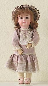 """SCHMITT   29 cm  11,6 Inch    Ref """"C""""  Poupée Ancienne Reproduction Antique doll"""