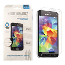 New BodyGuardz Pure Tempered Glass Screen Protector for Samsung Galaxy S5 Mini