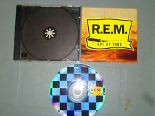 REM R.E.M - Out OF Time  (Cd, Compact Disc) complete Tested
