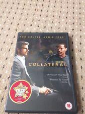 Collateral (2005) region 2 dvd Tom Cruise Jamie Foxx