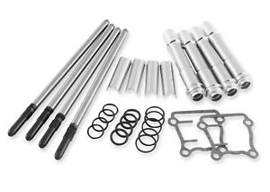 S&S Cycle 93-5095 Adjustable Pushrod Kit with Covers