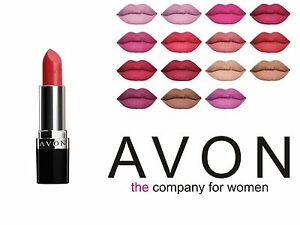 Avon True Colour Perfectly Matte Lipstick Hydrating Lipstick