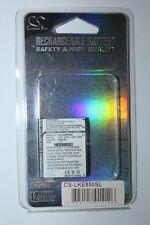 CAMERON SINO - Batterie pour LG KE820  CS-LKE850SL