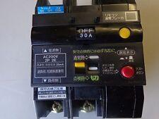 Panasonic BKR23031 Remote Control Earth Leakage Breaker KR Type 30A 2P 100/200V