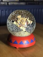 Hallmark Forever Friends Snow Globe Numbered 118 Of 5000 - A Magical Journey