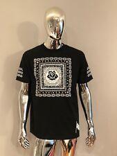 New Famous Stars & Straps Black Graphic T Shirt Size L
