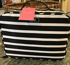 Kate Spade Dawn Sailing Stripe Travel Cosmetic Case WLRU5729