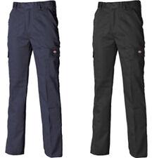 Dickies Redhawk Chinos Pantalones de Combate Del Cargo Negro o Azul Marino