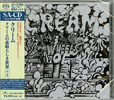 CREAM-WHEELS OF FIRE-JAPAN SHM-SACD BONUS TRACK G88