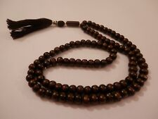 Islamic Prayer Beads 100 Mishaba Tasbeeh  Subha  Tasbih Muslim worry Beads    WD