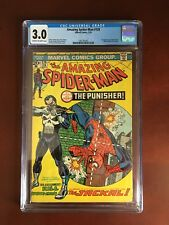 The Amazing Spider-Man #129 (Feb 1974, Marvel) CGC Universal Graded