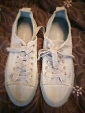 womens next deck shoes used size 4