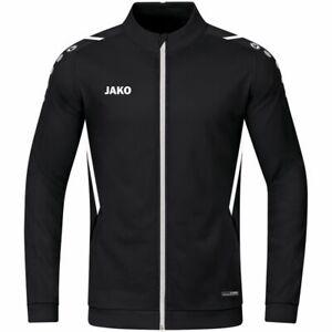 Jako Football Soccer Mens Sports Training Casual Full Zip Jacket Tracksuit Top